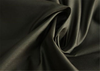 China Quick Drying 100 Polyester Fabric Taffeta Elegant Appearance Good Air Permeability supplier