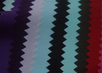 China Woven & Dyeing Memory Fabric , Plain Style Polyester Rayon Fabric supplier
