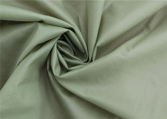 China Grey And Yellow 70 Denier Nylon Taffeta , Plain Style Nylon 210t Taffeta supplier