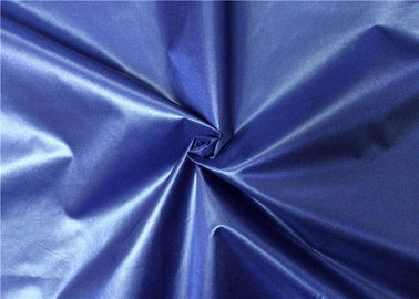 China Durable Woven Nylon Fabric 190T Taffeta 70 * 70D 58 GSM Comfortable Hand Feel supplier