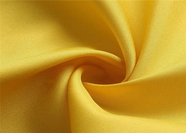 China Pongee Polyester Woven Fabric 50D * 50D Composition Skin - Friendly supplier