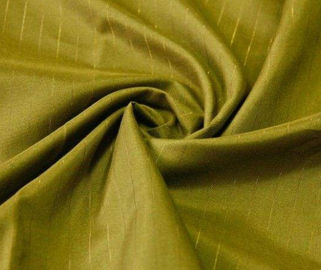 China 210T Polyester Pongee Fabric 75D * 150D Customized Color Shrink - Resistant supplier