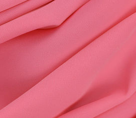 China 2 Way Stretch Polyester Fabric , Knitted 88 Polyester 12 Spandex Fabric supplier