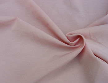 China Light And Thin Polyester Twill Fabric , Polyester Satin Fabric Easy To Wash supplier