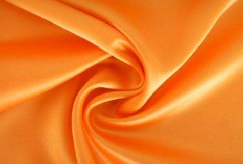 100% Textile Polyester Knit Fabric Satin Shining Surface 50D * 70D Yarn Count
