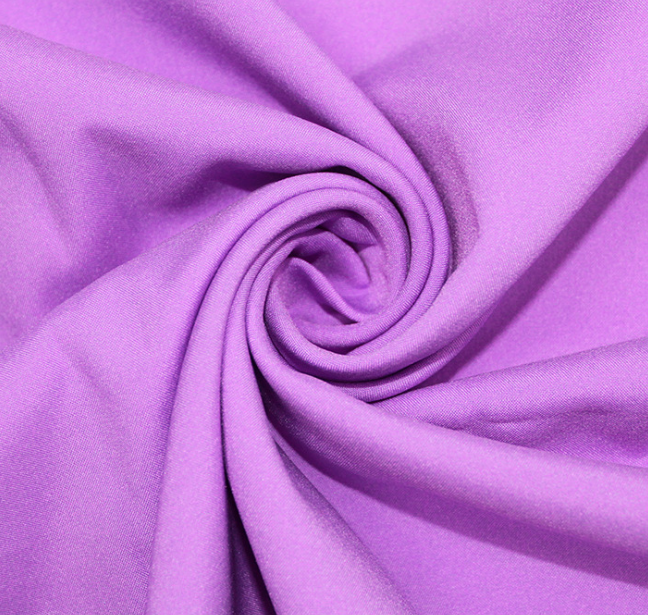 Colorful Polyester Pongee Fabric 300T 75 * 75D Yarn Count Super Soft And Comfortable