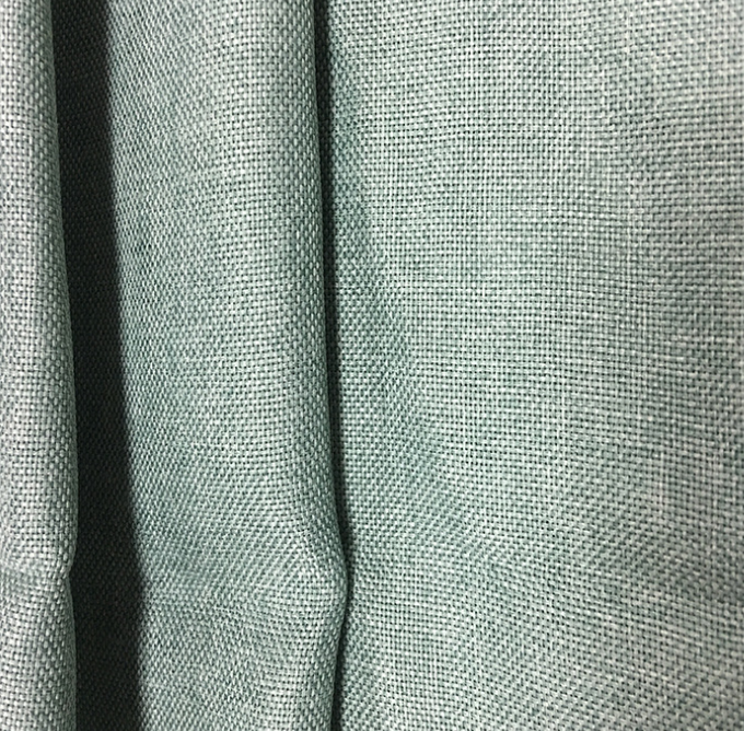 Plain Dyed Oxford Polyester Knit Fabric 600 * 600D Yarn Count 320 Gsm For Bag Cloth