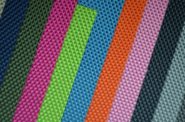 Durable Waterproof Polyester Fabric  , 1200 * 1200D Oxford Polyester Spandex Fabric