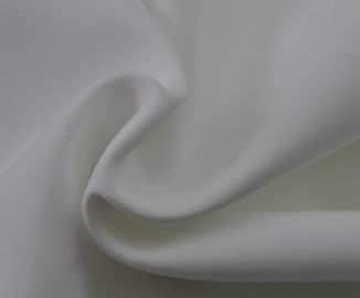260T Poly Pongee Fabric , 75 * 150D 74 Gsm Polyester Fabric By The Yard