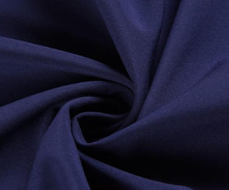 77% Nylon 23% Spandex Yarn Dyed Fabric Pa / Pu Coated For Bag Cloth